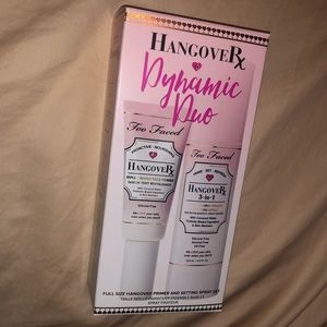 TOO FACED Hangover Rx Dynamic Duo